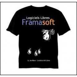 T-shirt Framasoft