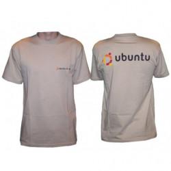 T-shirt Ubuntu Historique