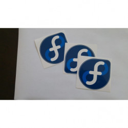 Fedora sticker