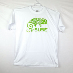 T-Shirt OpenSUSE « design »