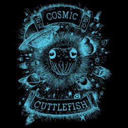 T-Shirt Ubuntu Cosmic...
