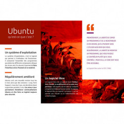 20 dépliants Ubuntu