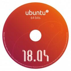DVD Ubuntu 18.04 LTS