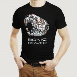T-Shirt Ubuntu Bionic Beaver