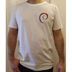 Debian White T-shirt - Man