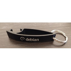 Debian bottle opener