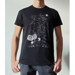 T-Shirt « Constellations » 42l