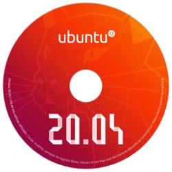 DVD Ubuntu 20.04 LTS
