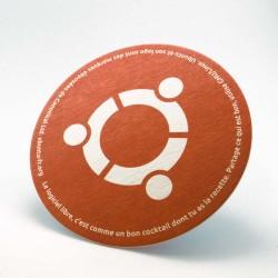Sous-bock Ubuntu